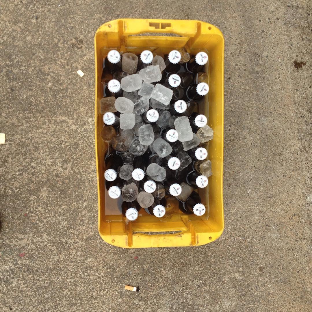 Beer cooler  #bierenergie #schmiersuff #coldbeer #bailgun #photography #exhibition