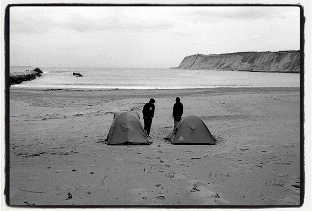 #flashbackfriday Camping Algorta, Bask Country. #roadtrip #skateboarding #camping #beach #algorta #gexto #bask country #minusramps #bailgun #gerdriegerphotography