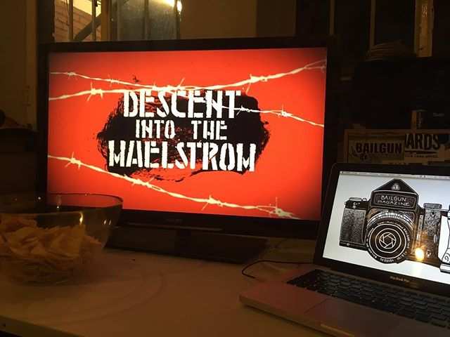 "Playing now at the Zentrale: the Radio Birdman documentary ""Descents into the Maelstrom""  #zentrale #radiobirdman #descentsintothemaelstrom #video"