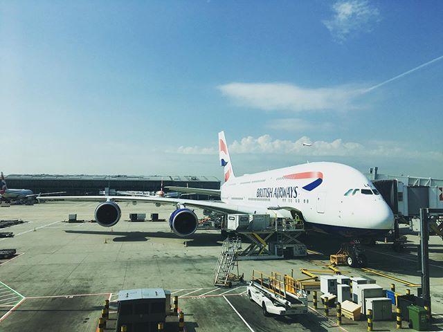 Ready for take off 2. Next stop SF. #readyfortakeoff #bigbird #travelbug #reisefieber #bailgun #magazine #gerdriegerphotography