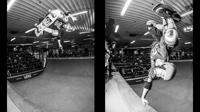 #flashbackfriday  Auby Taylor shredding Vert Attack Xlll. #vertattack #vert #halfpipe #ramp #skatemalmo #bryggerietskatepark #aubytaylor #ollie #jtair #handplant #bailgun #magazine #gerdriegerphotography @bryggerietskateorg @vert_attack @imagekiduniverse