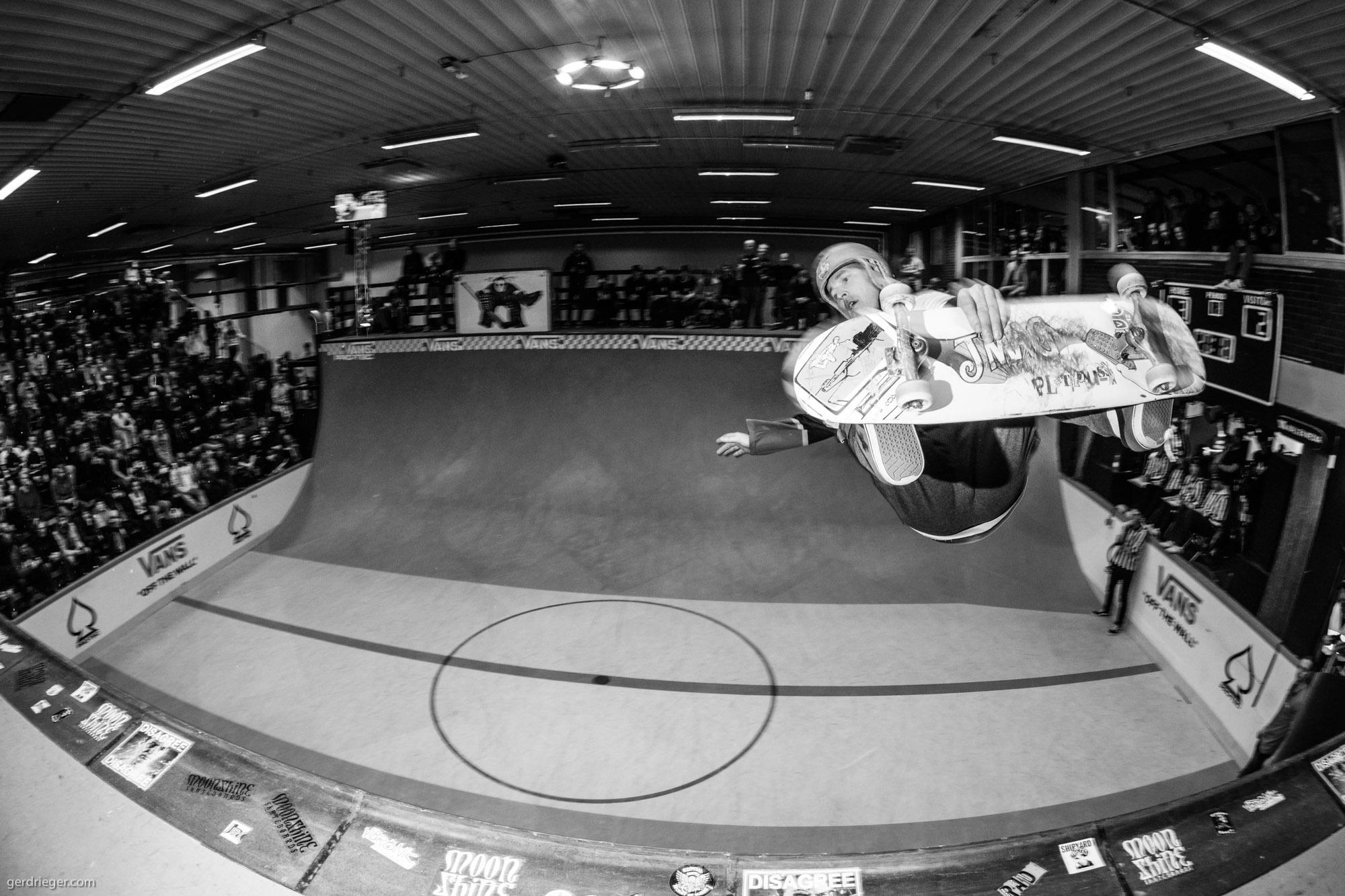 97db8140ddf John Magnusson – attcked the ramp in true hockey fashion
